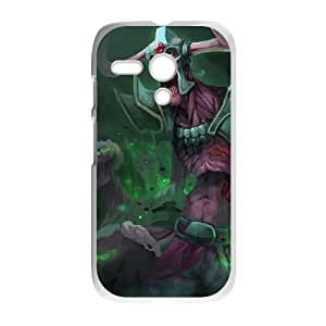 Motorola G Cell Phone Case White Defense Of The Ancients Dota 2 UNDYING 005 LWY3503398KSL