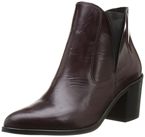 Umiko Polido Leather Purple Women's Burgundy Boots Boot Pieces 4WZn74