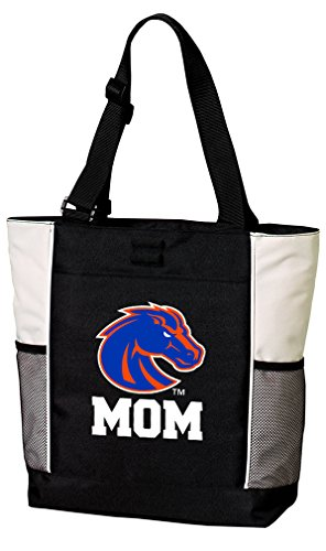 (Broad Bay Boise State University Mom Tote Bags Boise State Mom Totes Beach Pool Or Travel)