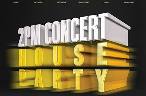 2015 2PM Concert House Party In Seoul (2DVD + フォトブック)(韓国盤)                                                                                                                                                                                                                                                    <span class=