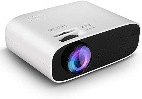 ASHATA Proyector W90, Proyector portátil 3D HD, Proyector LED ...