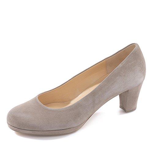 Gabor Vesta 2 85.200.86 Navy Court Shoe Brown h270i