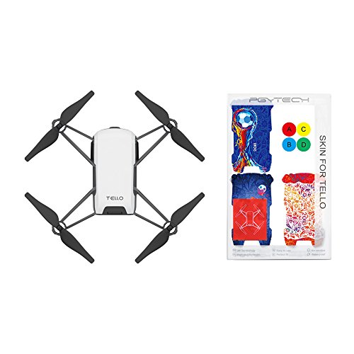 Tello Quadcopter Drone with HD Camera and VR,Powered by DJI...