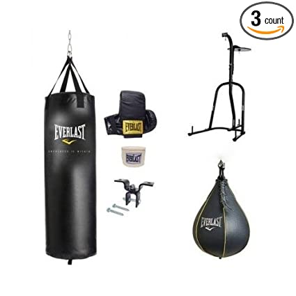 Amazon.com   Dual Station Heavy Bag Stand d2b229563