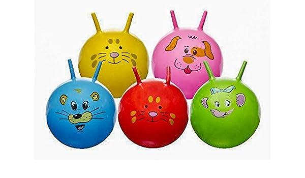 Unbekannt 3 x Hüpfball Hüpfbälle Skippy de Pelota hopser Spring 46 ...