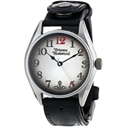 Vivienne Westwood Men's VV012BK Buckle Black Watch