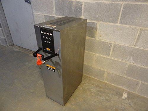 Bunn (26300.0001) - 10 gal Hot Water Dispenser (212°F) 208V - H10X-80-208