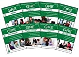 Manhattan Prep GRE Set of 8 Strategy Guides (Paperback)--by Tommy Wallach [2014 Edition]