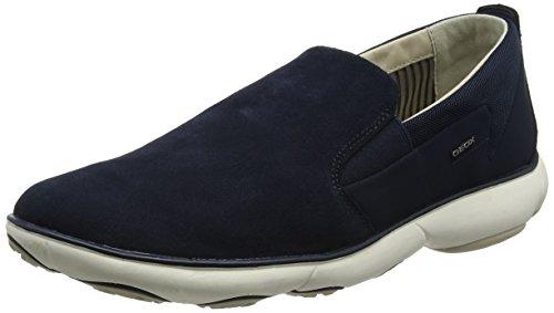 Geox Herren U E Nébuleuse Chaussure Blau (marine)