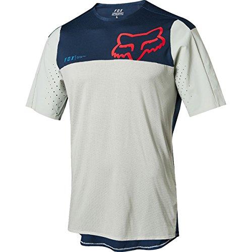 Fox Racing Woven Shorts (Fox Racing Attack Pro Short-Sleeve Jersey - Men's Light Indo, XL)