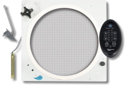 58 Vent Upgrade Kit for 7350 - Off White ()