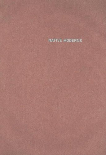 By Bill Anthes Native Moderns: American Indian Painting, 1940ƒ__1960 (Objects/Histories) [Hardcover]