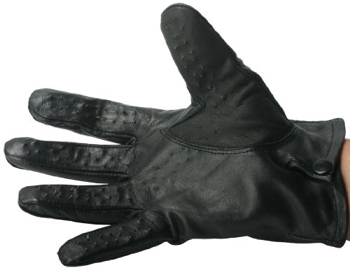 Strict Leather Leather Vampire Gloves, Medium