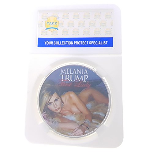 New TACC Commemorative Coin Collection American Beauty Model Melania Trump