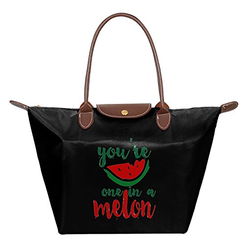 OUDE You're One In A Melon Fashion Ladies Folding Dumpling - Mall Shops At Park Ross