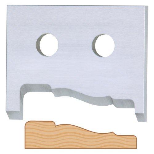 Woodstock D3326 2-Inch Casing Moulding Knife, 2-Set