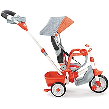 Amazon Com Radio Flyer Ride And Stand Stroll N Trike