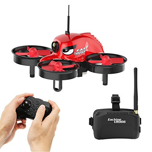 EACHINE E013 Micro FPV RC Drone Quadcopter With 5.8G 1000TVL 40CH Camera...