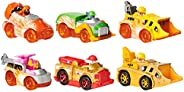 PAW Patrol, True Metal Jet to The Rescue Gift Pack with 7 Collectible Die-Cast Vehicles, 1:55 Scale, Amazon Ex
