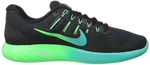 Chaussures black Jade Color Lunarglide Compétition multi Nike Noir Running rio 8 De clear Teal Homme EBUSTq