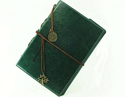Valery Classic PU Leather Notebook-vinta