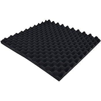 Amazon.com: NszzJixo9 - Láminas de espuma acústica para ...