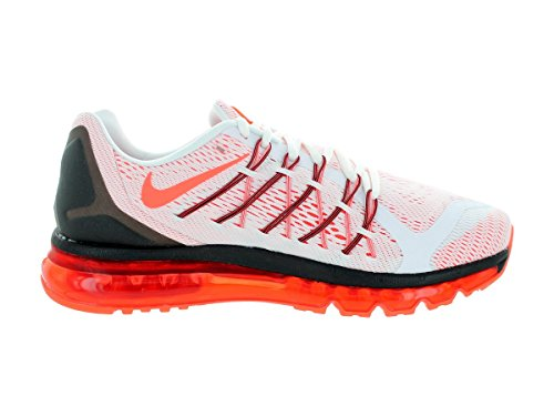 2015 nbsp;running Max Bright Air Crimson Nike Shoe White Black hombre qwBTHInt