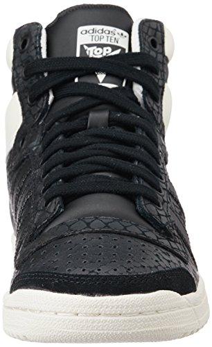 adidas Femme Hautes Hi Top Ten Sneakers r0qfFrw