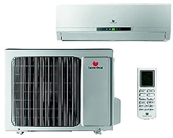 Climatizador Aire Acondicionado Saunier Duval Uni Comfort DC Inverter – Sdh 17 035 nw Clase A