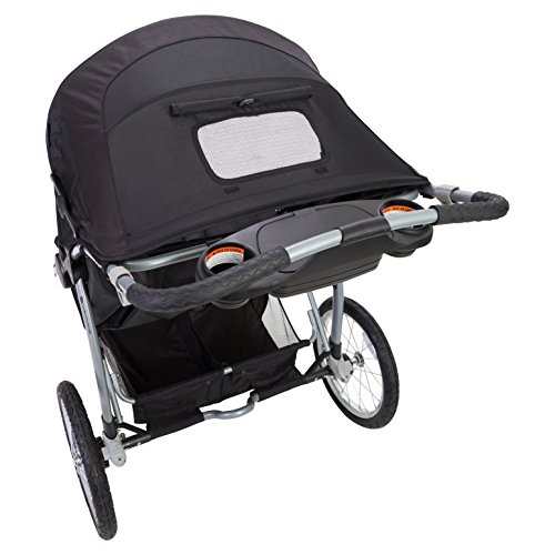 419GfFdqmPL - Baby Trend Expedition Double Jogger, Griffin