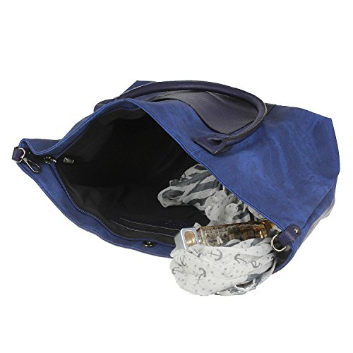Antonio Damentasche blau