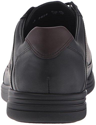 Black Mephisto Shoes Mens Mens Leather Mephisto Frank xwqwBpYz