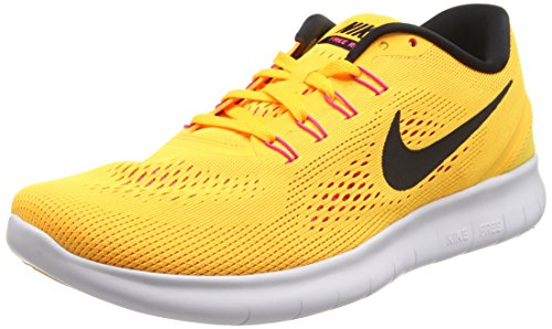8dcc0e31850 Nike Womens Free RN Running Sneakers Lightweight Casual Shoes 831509 (10 M  US