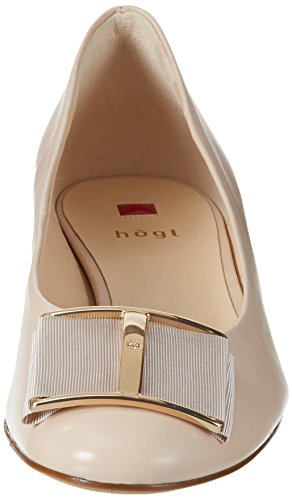 Högl 3-10 3080 4700 Scarpe Con Tacco Donna Beige rose4700