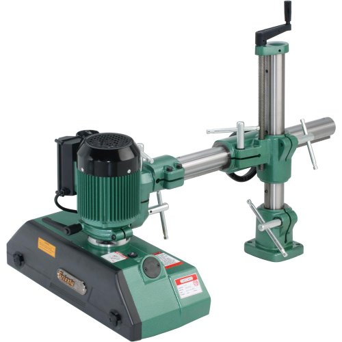 Grizzly G1095 4 Roller 4 Speed Power Feeder by Grizzly
