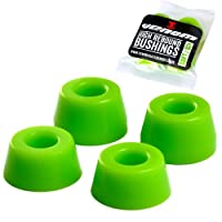 Venom Skateboard Truck Bushings 92a - Green Soft (Pair) by Venom