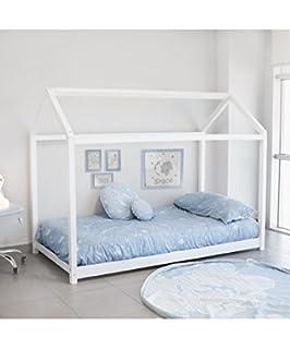 Mueblepersonalizado Cama Montessori Color Blanco