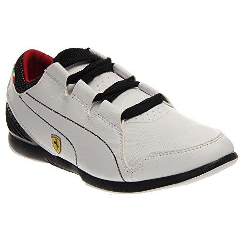 Puma Heren Valorosso Lo Sf Webcage Snelle Mode Sneakers Kleur: Wit / Zwart Maat: 10.5 D (m) Us