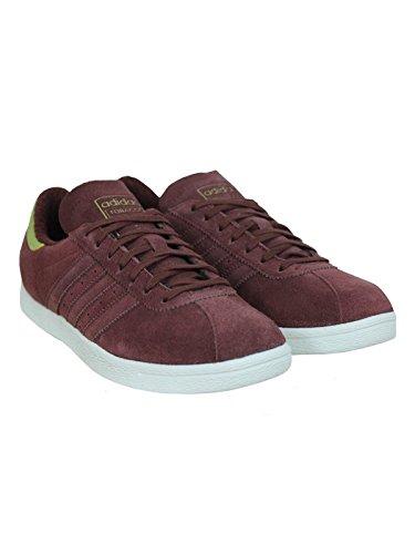 pretty nice e434a 51dca adidas Tobacco Herren Sneaker Rot