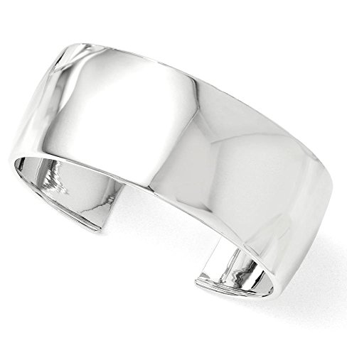 ICE CARATS 925 Sterling Silver Slip On Bangle Bracelet