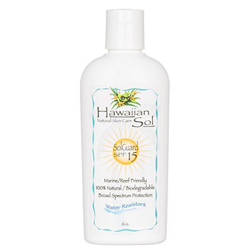 Hawaiian Sol Sunscreen