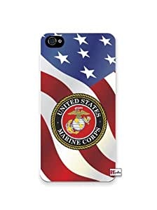 Premium Direct Print United Stated Infinity Forever USA Flag iphone 6 Quality Hard Snap On Case for iphone 6/Apple iphone 6 - AT&T Sprint Verizon - White Case PLUS Bonus RCGRafix The Best Iphone Business Productivity Apps Review Guide