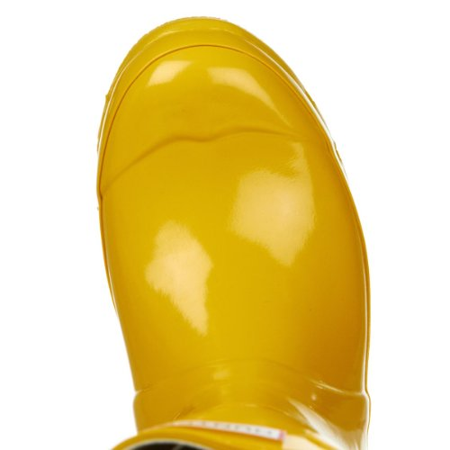Hunter Gloss Original Tall W23616, Damer Støvler Gul (gul)