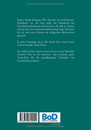 So schreibt man einen Bestseller (German Edition)