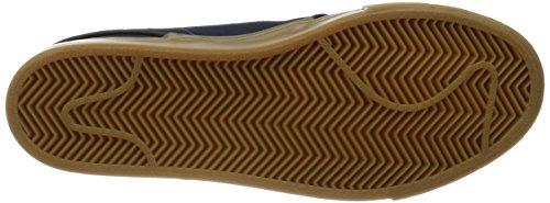 Nike Air Stefan Janoski L Chaussures Despadrille Dhommes Chaussures De Sport Noir 616490 016 Obsdn Rdc / Rdc Obsdn / Blanc / L G
