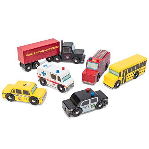 - Le Toy Van New York Car Set