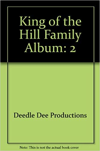 King Of The Hill Family Album Deedle Dee Productions Hank 9780060953089 Amazon Books
