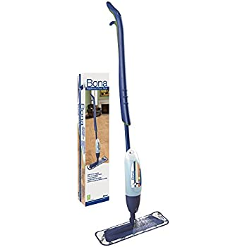Bona Hardwood Floor Spray Mop - YouTube