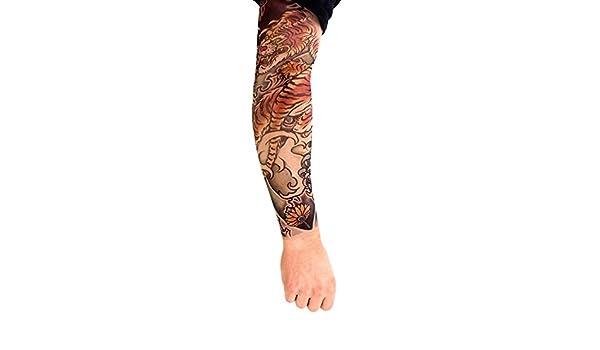 Tattoo Mangas Yakuza Multicolor: Amazon.es: Juguetes y juegos
