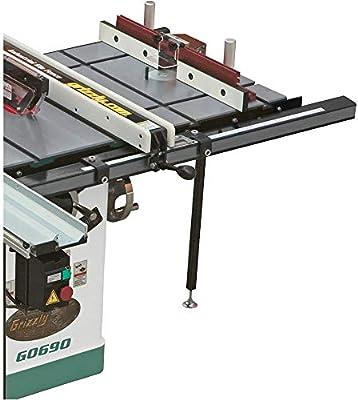Grizzly T10222 - Router de extensión para sierra de mesa: Amazon ...
